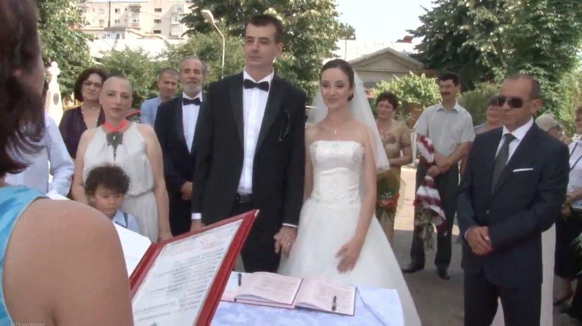 Nuntă Ramona și Cătălin 22 iunie 2013